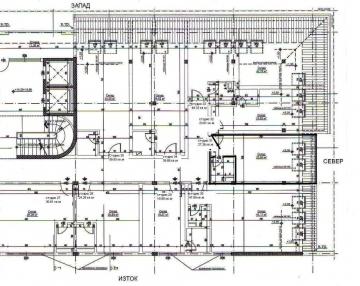этажной план